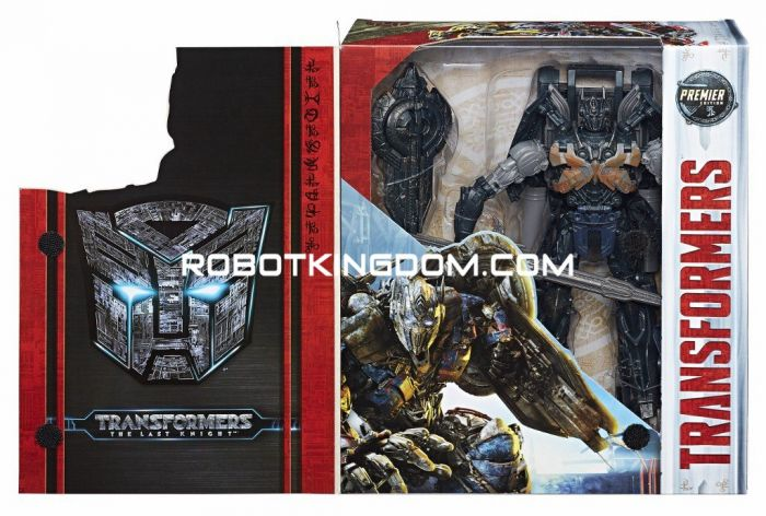 Transformers Movie 5 - The Last Knight Asia Exclusive Optimus Prime. Available Now!