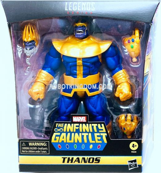 "Marvel Legends 6"" Thanos. Available Now!"