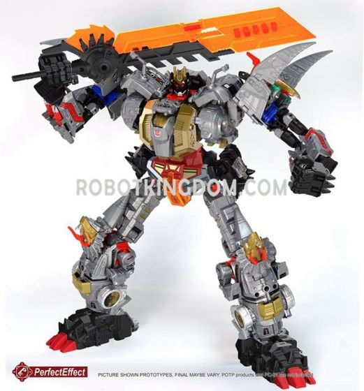 Perfect Effect PC-23 Upgrade Set for POTP Dinobots. Available Now!