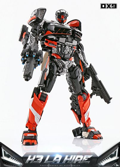 DX9 K3 La Hire. Preorder. Available in May 2020.