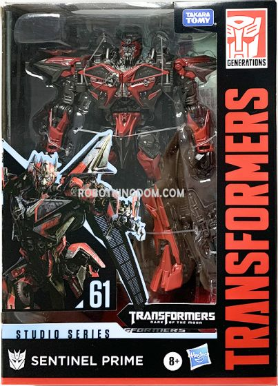 Hasbro Transformers Studio Series Voyager Sentinel Prime. Available Now!