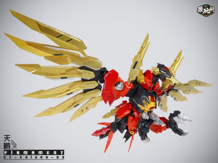 CANG-TOYS CT-03 Firmamen. Available Now!