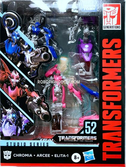 Transformers Generations STUDIO SERIES DELUXE ARCEE. Available Now!