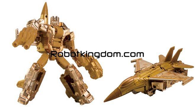Takaratomy Mall Exclusives Transformers Golden Lagoon Starscream. Start Shipping Now!