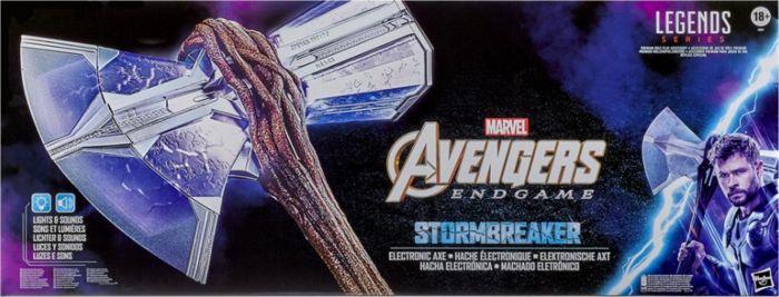 Marvel Avengers Legends Gear Stormbreaker. Preorder. Available in Dec 2020.