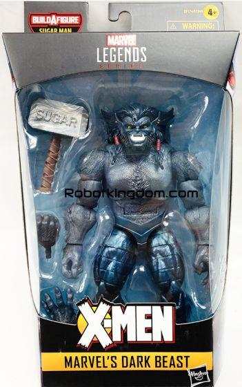 "Hasbro Marvel Legends 6"" Marvel's Dark Beast. Available Now!"