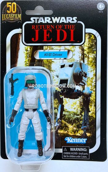 """STAR WARS The Vintage Collection Lucasfilm 50th Anniversary 3.75"""" AT-ST Driver. Available Now!"""