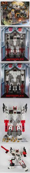 Transformers HK ACG-CON Exclusive Metroplex.