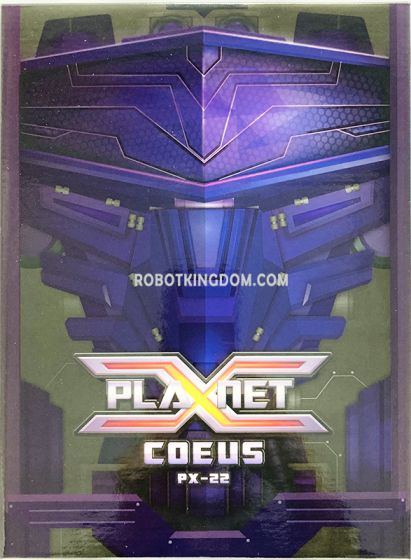 Planet X PX-22 Coeus. Available Now!