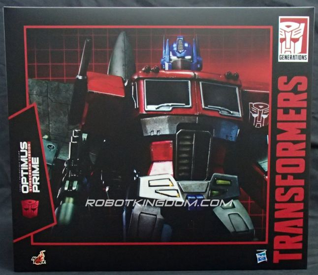 Hottoys Transformers Optimus Prime Starscream Version. Available Now!