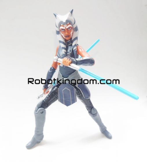 Exclusives Star Wars Clone Wars Season 7 Ahsoka Tano. Available Now!