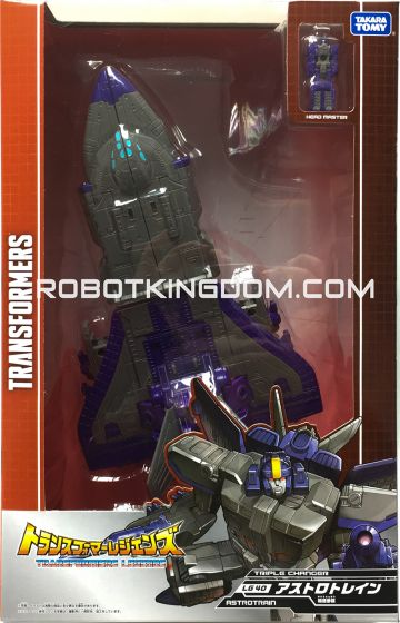 Transformers Legends LG-40 Astrotrain. Limited Qty remaining