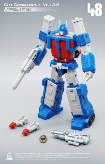 Mech Fans TOYS MF-48. Available Now.