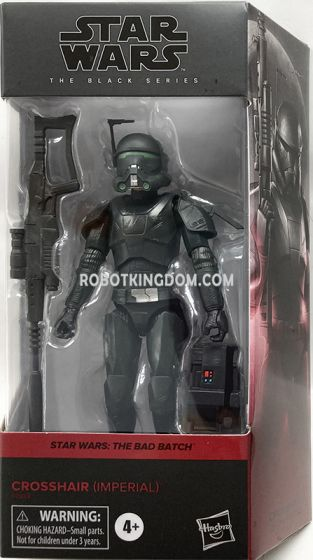"""Star Wars The Black Series The Bad Batch 6"""" Crosshair (Imperial). Available Now!"""