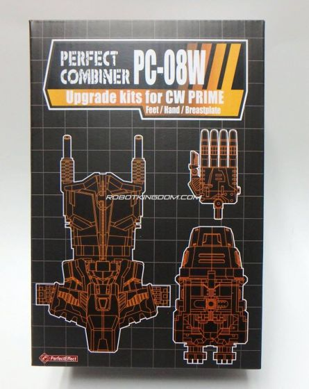 Perfect Effect PC-08W Upgrade kits for CW Optimus Maximus.  Available Now!