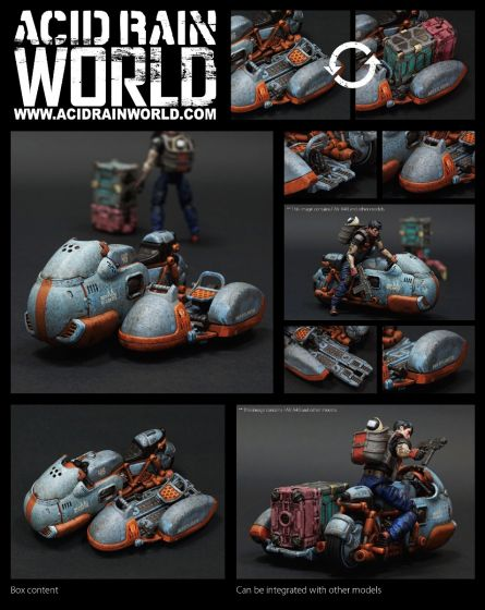 Acid Rain World FAV-A40 Maritime Preton. Preorder. Available in End of August 2021.