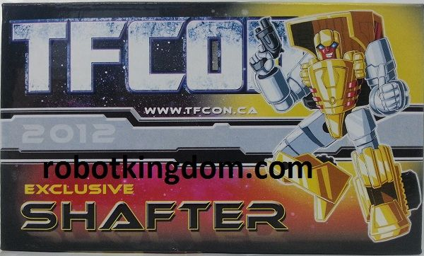TFCON 2012 Exclusive Shafter.