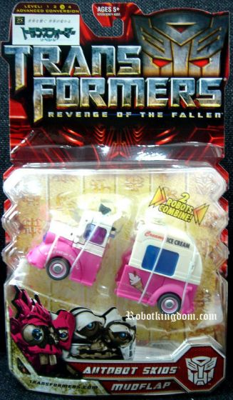 Takara Transformers 2 ROTF Movie RA-20 Ice Cream Truck. Available Now! Available Now!