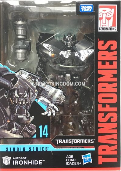 Hasbro Transformers Studio Series VOYAGER Ironhide. Available Now!