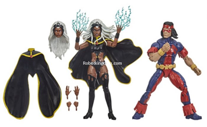 Exclusives X-Men Marvel Legends 20th Anniversary Storm and Thunderbird 2 Pack. Preorder. Start Shipping 1st Nov 2020.