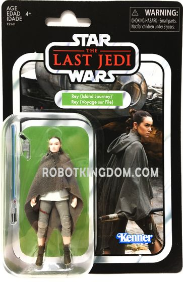 """Walmart Exclusive Star Wars BLACK SERIES 3.75"""" Rey. Available Now!"""