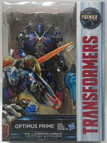 MISB Transformers Movie 5 -The Last Knight Premier Voyager Battle Optimus Prime. Available Now! Last pcs!