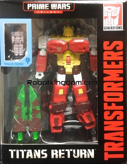 Transformers GEN SPECIAL EDITION Deluxe REPUGNUS. Available Now!