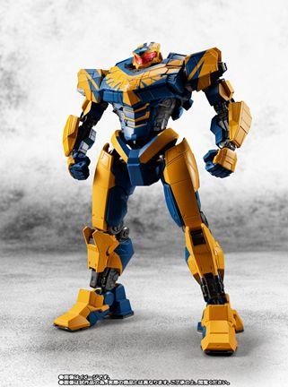TAMASHII WEB ROBOT SPIRITS <SIDE JAEGER> ATLAS DESTROYER. Preorder. Available in September 2021.