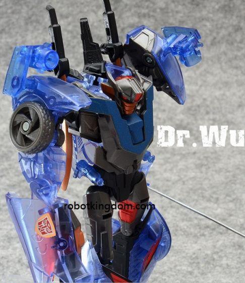 [Dr Wu] DW-TP01DE Thunderclap(Dark Energon Version).