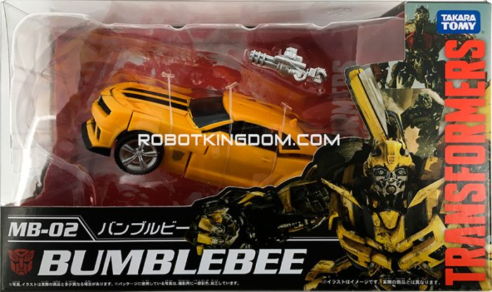 Takara Transformers Movie 10th Anniversary Reissues MB-02 – Bumblebee. Available Now!