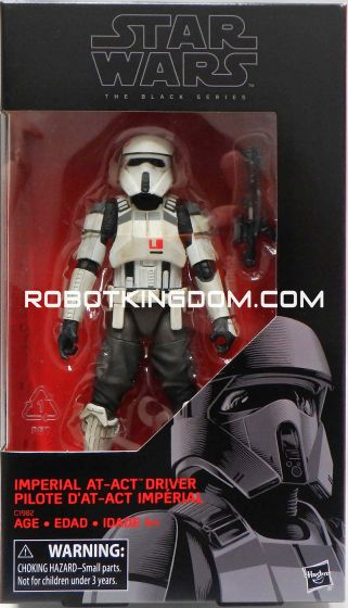Star Wars Target Exclusive Black series 6'' Elephant Driver. Available Now!