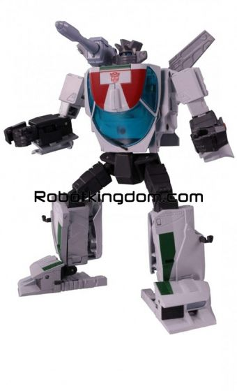 Takara Transformers Masterpiece MP-20+ Wheeljack. Available Now!