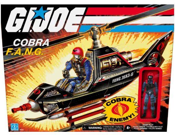 G.I. Joe RETRO VEHICLE. Available Now!