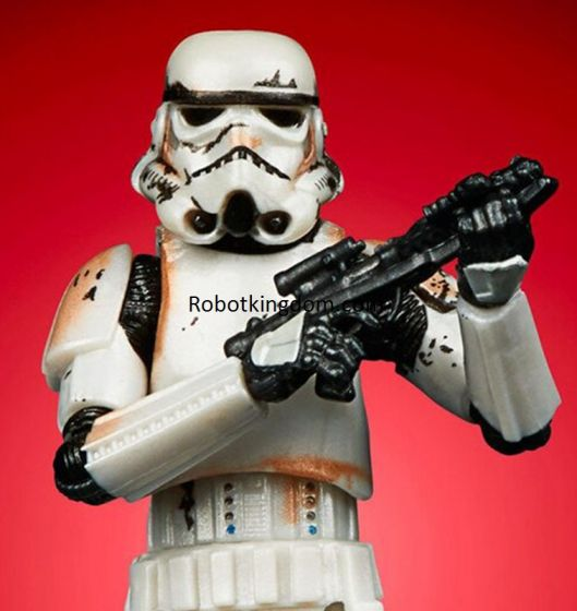 "Star Wars 3.75"" Vintage Collection Remnant Stormtrooper Carbonized. Available now!"