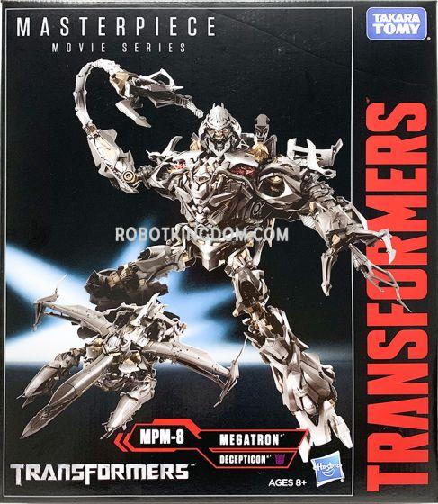 Hasbro/Takara Transformer Movie Masterpiece Series MPM-8 Megatron. Available Now!