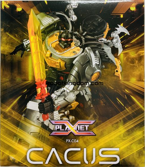 Planet X PX C-04 Cacus. Available Now!