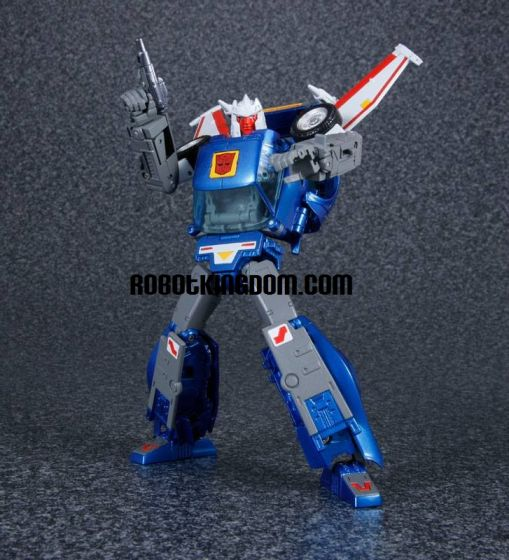 Takara Transformers Masterpiece MP-25 Tracks with Exclusive Coin. Available Now!