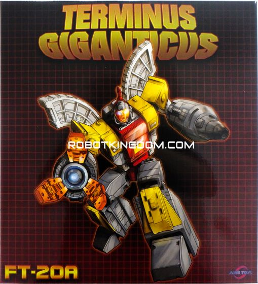 Fans Toys FT-20A Terminus Giganticus. Available Now!