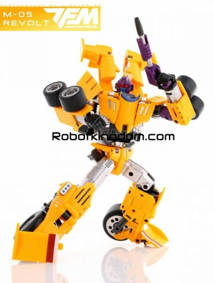 TransFormMission TFM M-05 Revolt. Available Now!