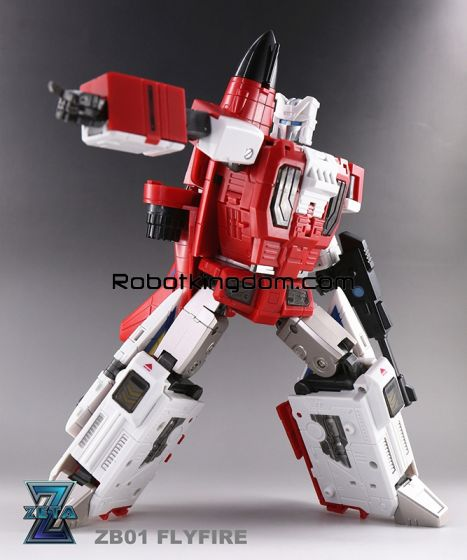 Zeta ZB-01 Flyfire. Available Now!