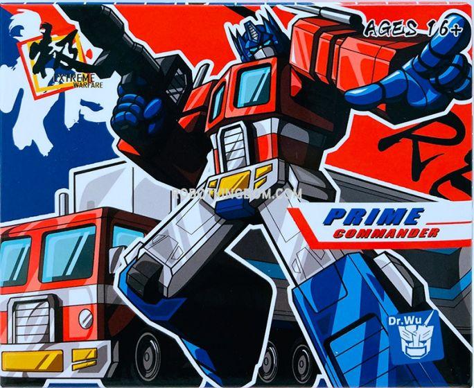 Dr. Wu DW-E04 Prime Commander. Available Now!