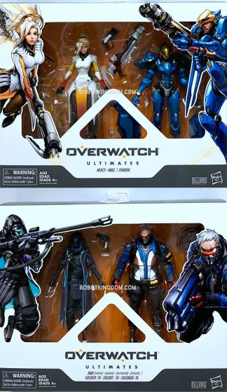 OVERWATCH ULTIMATES DUAL PACK AST Wave 1 set of 2. Available Now!