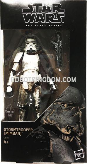 Walmart Exclusive Star Wars BLACK SERIES STORMTROOPER (MIMBAN). Available now!