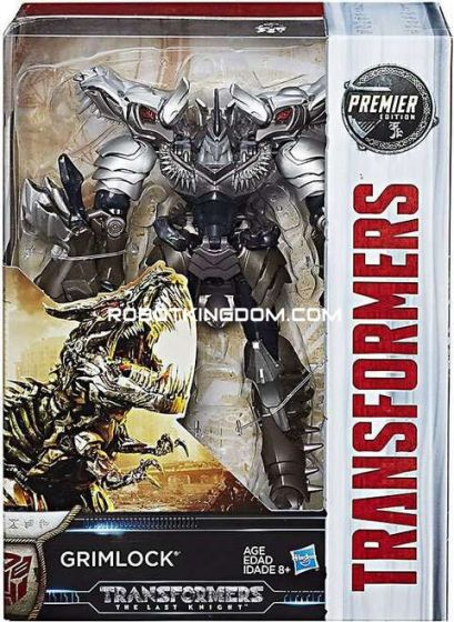 Transformers Movie 5 - The Last Knight Premier Voyager 2017 Wave 1 set of 2. Available Now!