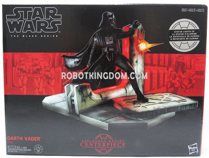 "Star War The Black Series 6"" DARTH VADER Statue. Available Now!"