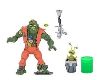 """NECA Teenage Mutant Ninja Turtles (Cartoon) – 7"""" Scale Action Figure – Ultimate Muckman."""
