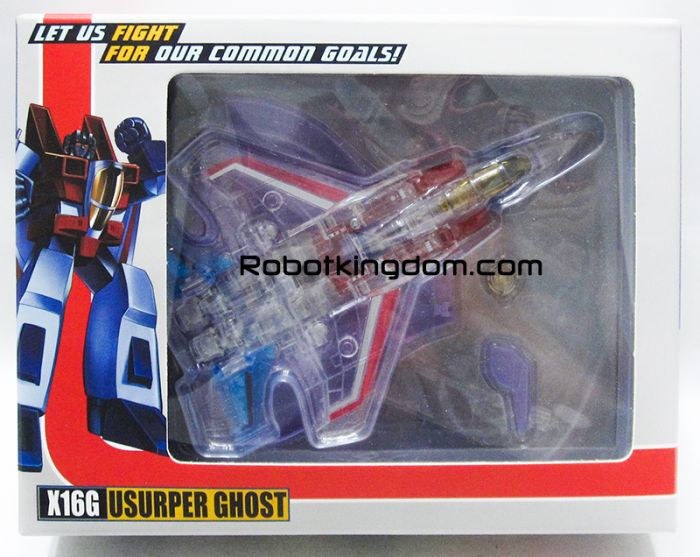 DX9 X16G Usurper Ghost. Available Now!