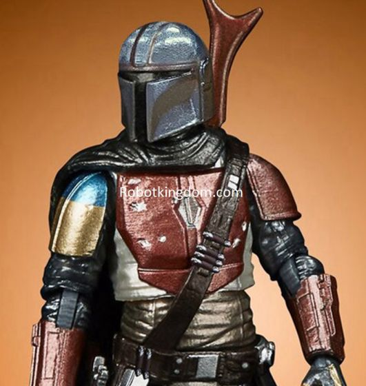 "Star Wars 3.75"" Vintage Collection The Mandalorian Carbonized. Available Now!"