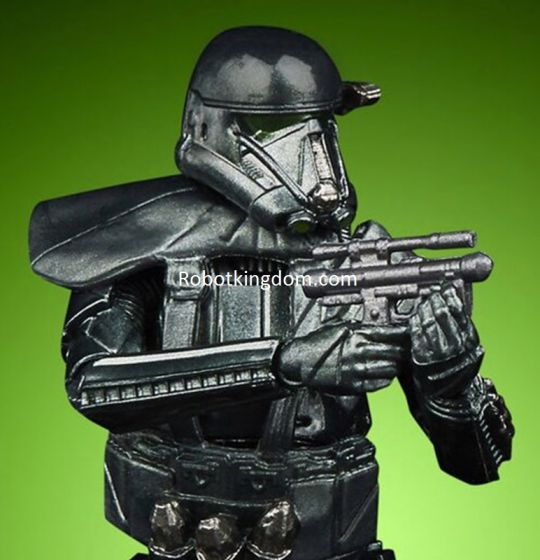 """Star Wars 3.75"""" Vintage Collection Death Trooper Carbonized. Available now!"""