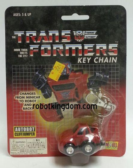 Transformers Autobot Cliffjumper Keychain.MOC